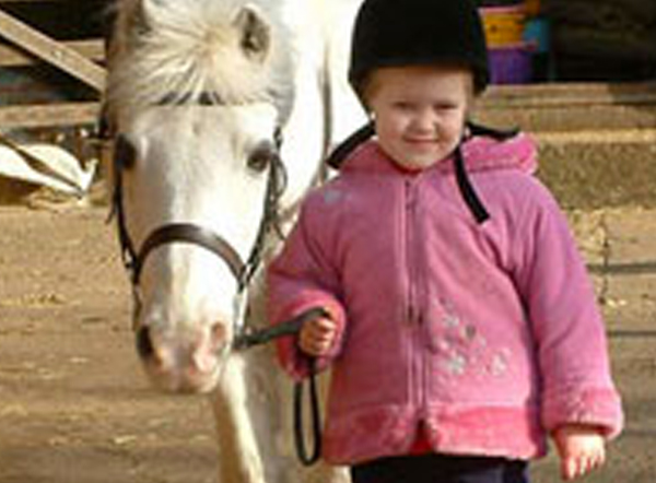 Pony for a Day Activity - Pakefield Riding School