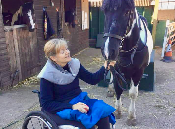 Riding for the disabled - Pakefield Riding School