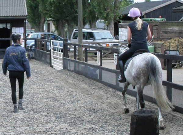 Riding Lessons - Pakefield Riding School